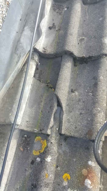 Roof Tile Repair Cork