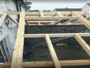 Roofing Extensions in Cork