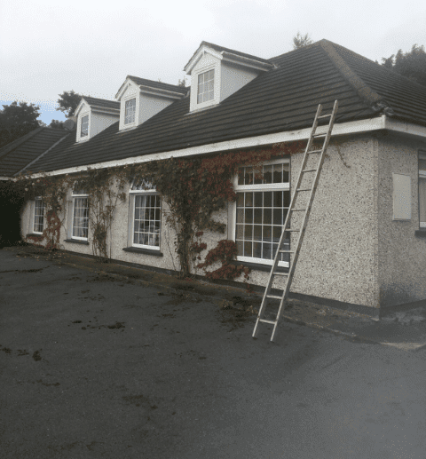 Fascia and Soffit installation Cork